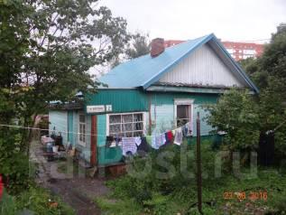 Дом в северном. Улица Флотская 2, р-н Краснофлотский, площадь дома 40 кв.м., централизованный водопровод, электричество 12 кВт, отопление твердотопли...