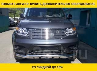 ������� � ������������ ������ ��� �������/����� (UAZ Patriot/Pickup)