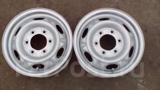 Nissan. 6.0x15, 6x139.70, ЦО 110,0мм.