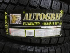 Autogrip Ecowinter. Зимние, под шипы, 2014 год, без износа, 4 шт