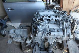 Автоматическая коробка переключения передач. Toyota Crown Toyota Mark X, GRX120 Двигатели: 4GRFSE, 3GRFSE