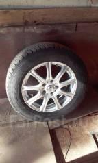 Продам комплект колес 205/65R16. 6.5x16 5x114.30 ET53