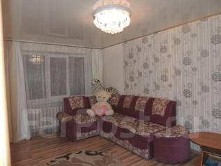 3-комнатная, улица Ворошилова 51. Индустриальный, частное лицо, 62 кв.м. Интерьер