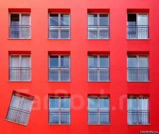 Установка окон, установка балконов