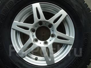 Bridgestone. 6.0x15, 6x139.70, ET35