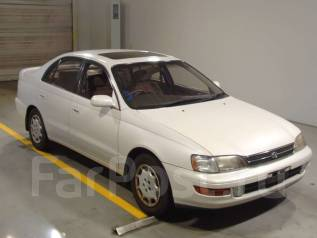 Toyota Corona. ST191, 3S