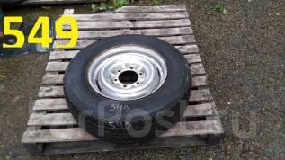 Продам грузовое колесо Dunlop Graspic DS-V 215/70R15LT. 6.0x15 6x139.70 ЦО 110,0мм.