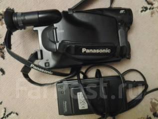 Panasonic NV. с объективом