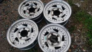 Centerline Wheels. 6.0x15, 5x139.70, ET22