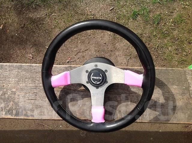 Переходник под руль. Subaru Forester, SG5, SG