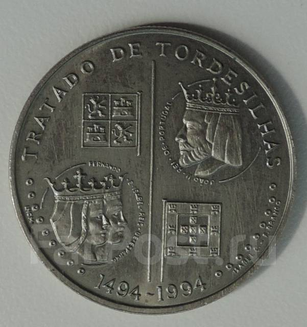 200 эскудо. 1994 год, Португалия