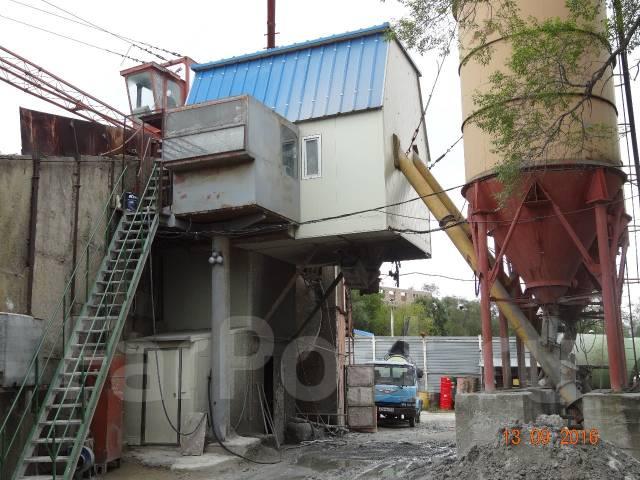 Растворно-бетонный узел г. Владивосток , ул. Бежецкая 3-в.