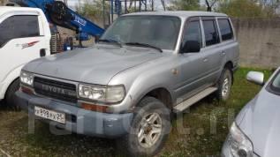 Toyota Land Cruiser. механика, 4wd, 4.2, дизель