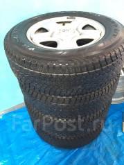 Комплект отличных колес 215/70R16 на штампованном литье Toyota. 6.5x16 5x114.30