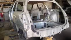 Задняя часть автомобиля. Subaru Outback Subaru Legacy