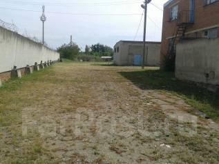 Земельный участок промназначения. 411 кв.м., собственность, электричество, вода, от частного лица (собственник)