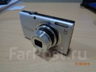 Canon PowerShot A2400 IS. 15 - 19.9 Мп, зум: 5х