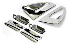 Накладка на ручки дверей. Daewoo Matiz Chevrolet Spark