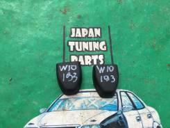 Ремень безопасности. Toyota Wish
