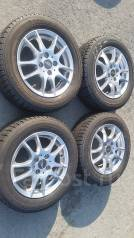 Диски Schneider и шины Yokohama ice Guard IG 30 175/65 R14. 5.5x14 4x100.00 ET38