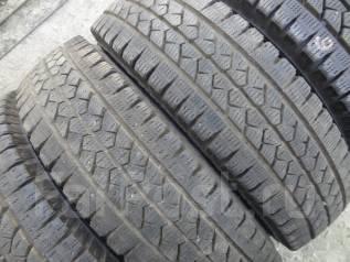 Bridgestone Blizzak VL1. Зимние, 2013 год, износ: 5%, 4 шт
