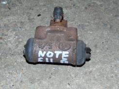 Цилиндр рабочий тормозной. Nissan Note, E11 Двигатель HR15DE