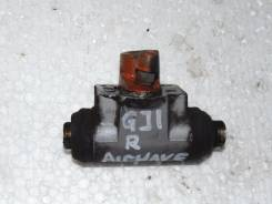 Цилиндр рабочий тормозной. Honda Airwave, GJ1 Двигатель L15A