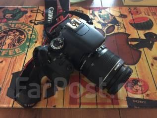 Canon EOS 600D. 15 - 19.9 Мп, зум: 3х
