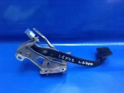 Педаль тормоза. Lexus LS400