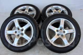 Колёса с шинами =Toyota Aristo= R17! 2014г! 7мм! (№ 46886). 8.0x17 5x114.30 ET50