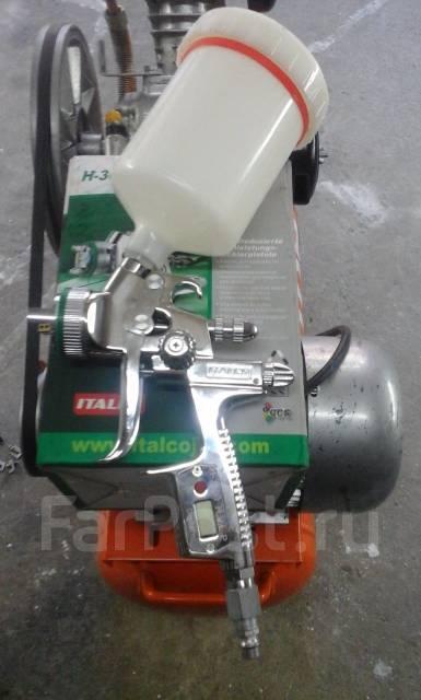 H-3000 s lvmp краскопульт