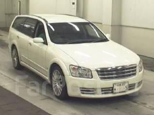Nissan Stagea. PNM35, VQ35DE