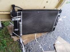 Радиатор охлаждения двигателя. Mitsubishi Colt Plus, Z23W Двигатель 4A91
