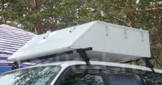 Бокс на крышу автомобиля своими руками из стеклоткани