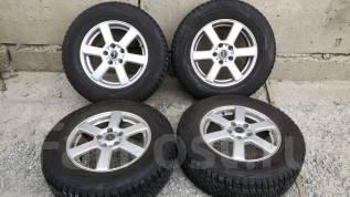Отличные зимние колеса Bridgestone Blizzak DM-V1 215/70R16. 6.5x16 5x114.30 ET48 ЦО 73,0мм.