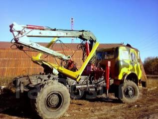 МАЗ 509. , 2 200 куб. см., 15 000 кг.