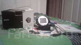 Sony DCR-DVD7E. 20 и более Мп, с объективом