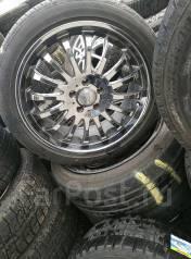 Продам колёса. 8.0x19 5x114.30 ET45