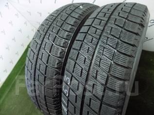 Bridgestone Blizzak Revo. Зимние, без шипов, 2008 год, износ: 30%, 2 шт