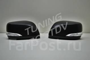 Корпус зеркала. Lexus LX570 Toyota Land Cruiser, UZJ200W, J200, GRJ200, URJ200, URJ202, UZJ200, VDJ200, URJ202W Двигатели: 3URFE, 1VDFTV, 1URFE, 1GRFE...