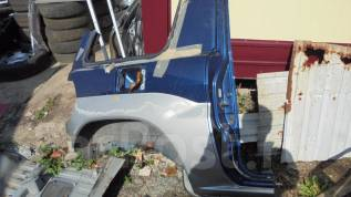 Крыло. Mitsubishi Pajero iO, H67W, H66W, H61W, H62W Mitsubishi Pajero Pinin Двигатели: 4G94, 4G93