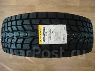 Dunlop Grandtrek SJ6. Зимние, 2016 год, без износа, 4 шт