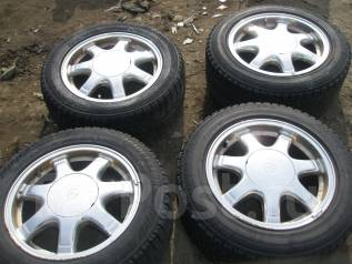 Комплект колес R16. 7.5/8.5x16 5x114.30 ET50/50