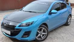 Накладка на фару. Mazda Mazda3. Под заказ