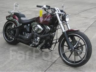 Harley-Davidson Softail Breakout. 1 700 куб. см., исправен, птс, без пробега. Под заказ