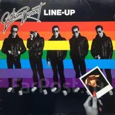 """Винил Graham Bonnet (Alcatrazz, Rainbow, MSG) """"Line-up"""" 1981 England"""
