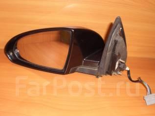 Зеркало заднего вида боковое. Nissan Primera, P12