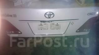 Крышка багажника. Toyota Crown, GRS188, GRS180, GRS181, GRS182, GRS183, GRS184