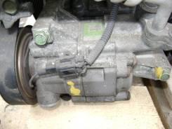 Компрессор кондиционера. Nissan Note, E11 Двигатель HR15DE