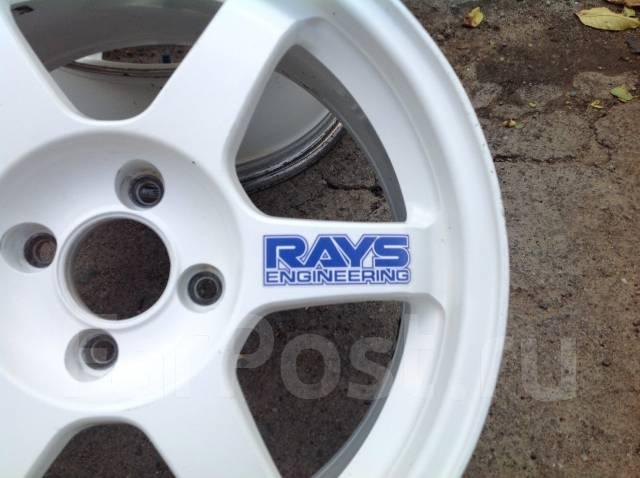RAYS VOLK RACING. 7.0x16, 4x100.00, ET33
